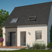 Maison avec terrain Phalempin 90 m²