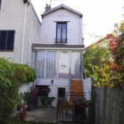 vente Maison / Villa 4 pièces Fontenay sous Bois