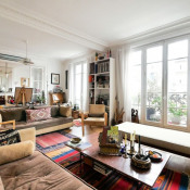 Paris 3ème, Appartement 7 pièces, 189 m2