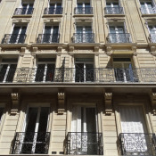 Paris 8ème, Appartement 3 pièces, 99 m2
