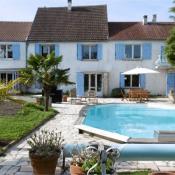 Grisy les Plâtres, Красивый большой дом 10 комнаты, 247 m2