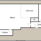 Neuilly sur Seine, Studio, 36 m2