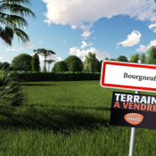 Terrain 495 m² Bourgneuf (17220)