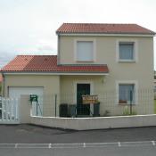 Pérignat lès Sarliève, Villa 5 pièces, 110 m2