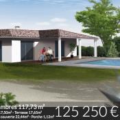 1 Antin 117,73 m²