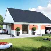 Maison 5 pièces + Terrain Saint Aubin