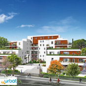 produit d'investissement Appartement 4 pièces Marseille 9ème