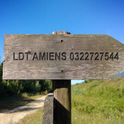 Terrain 1370 m² Jumel (80250)