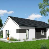 Maison 3 pièces + Terrain Coisevaux