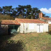 Saint Hilaire de Riez, Casa em pedra 2 assoalhadas, 53,88 m2