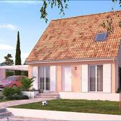 Maison 4 pièces + Terrain Auvers-sur-Oise