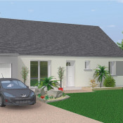 Maison 5 pièces + Terrain Saint-Molf