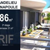 Mandelieu la Napoule, Apartamento 4 assoalhadas, 86 m2