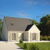 Maison 4 pièces + Terrain Le Plessis-Grammoire