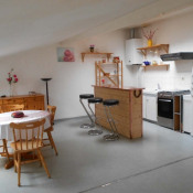 Vente appartement Morez