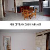 Périgueux, Appartement 3 pièces, 50 m2