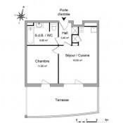 location Appartement 2 pièces Castelnau le Lez