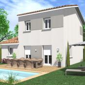 Maison 4 pièces + Terrain Roussillon