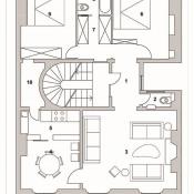 Paris 7ème, Apartamento 4 assoalhadas, 82 m2