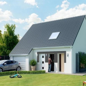 Maison 4 pièces + Terrain Pont-à-Mousson