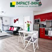 Gennevilliers, Apartamento 2 assoalhadas, 40 m2