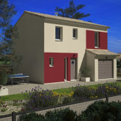 Maison 4 pièces + Terrain Poussan