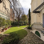 location Hôtel particulier 9 pièces Paris 16ème