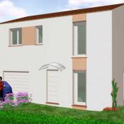 Maison 4 pièces + Terrain Claira