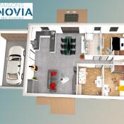 Maison 4 pièces + Terrain Baraqueville