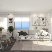 Santa Pola, Appartement 2 pièces, 70 m2