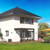 Maison 5 pièces + Terrain Grésy-sur-Aix
