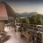 Vente appartement Annecy le vieux 405 000€ - Photo 4