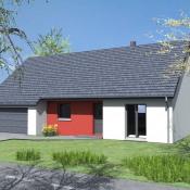 Maison 4 pièces + Terrain Biblisheim