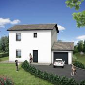 vente Maison / Villa 6 pièces Vernioz