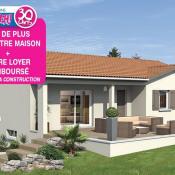 Maison 5 pièces + Terrain Saint-Alban-les-Eaux