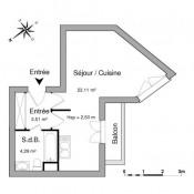 location Appartement 1 pièce Sannois