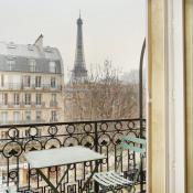 Paris 7ème, Appartement 3 pièces, 51,96 m2