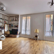Paris 16ème, 公寓 3 间数, 80 m2