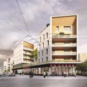 Villeurbanne, Appartement 4 pièces, 83,1 m2