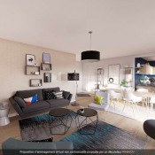 Embrun, Appartement 2 Vertrekken, 50 m2