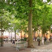 Paris 18ème, Triplex 3 pièces, 200 m2