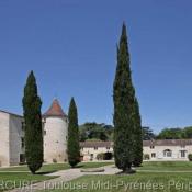 Lectoure, Schloss 18 Zimmer, 600 m2