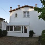 Asnières en Poitou, Casa em pedra 6 assoalhadas, 130 m2