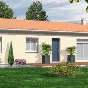 Maison 4 pièces + Terrain Le Teich