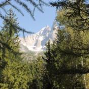 Chamonix Mont Blanc, 1624 m2