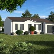 Maison 3 pièces + Terrain Saint-Sulpice-de-Royan