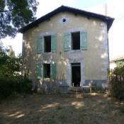 vente Maison / Villa 3 pièces Montmoreau St Cybard