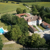 Layrac, Manor house 15 rooms, 532 m2
