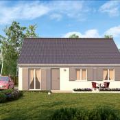 Maison 4 pièces + Terrain Stains