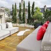 Paris 16ème, Двухуровневая квартира 6 комнаты, 170 m2